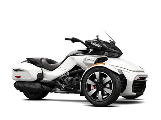 2016 Can-Am Spyder® F3-T 6-Speed Semi-Automatic (SE6) Radio Photo 1 of 3