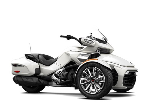 2016 Can-Am Spyder® F3 Limited 6-Speed Semi-Automatic (SE6) Photo 1 of 1