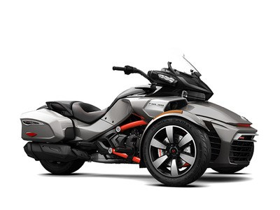 2016 Can-Am Spyder® F3-T 6-Speed Semi-Automatic (SE6) Radio Photo 1 of 1