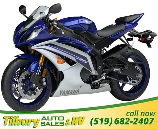 2016 Yamaha YZF-R6 Super Sport Photo 1 of 15