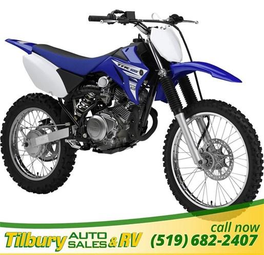 2016 Yamaha TT-R125L Photo 3 of 11