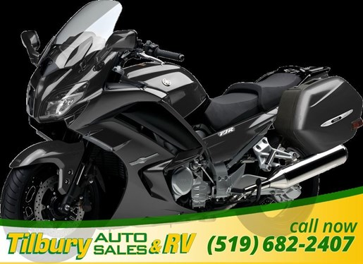 2016 Yamaha FJR1300 Photo 1 of 11