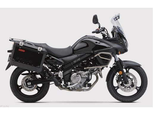 2012 Suzuki V-Strom 650A Expedition ABS Photo 3 of 3