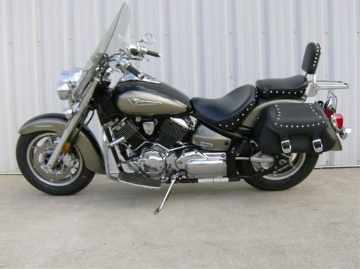 yamaha v star 1100 silverado 2005 used motorcycle for sale