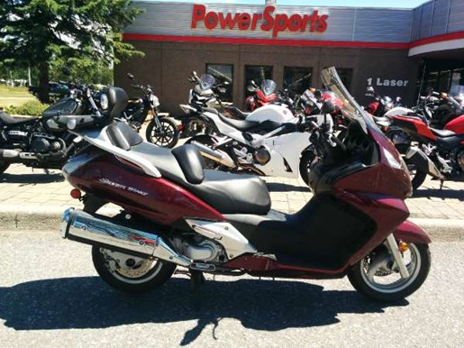 2009 Honda Silver Wing Photo 1 of 3