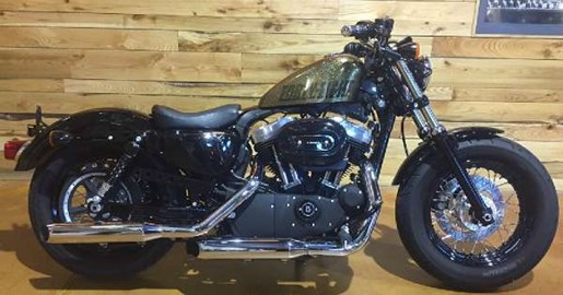 2013 Harley-Davidson Sportster Forty-Eight Photo 1 of 8