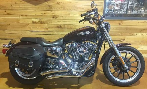 2007 Harley-Davidson Sportster 1200 Low Photo 1 of 10