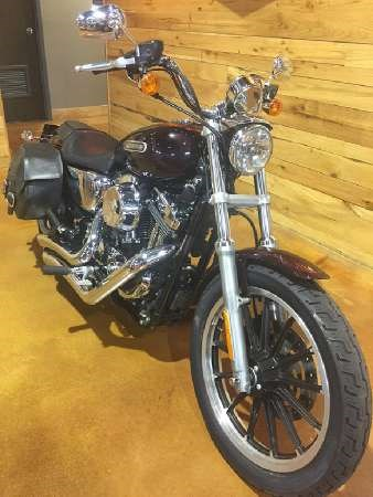 2007 Harley-Davidson Sportster 1200 Low Photo 2 of 10