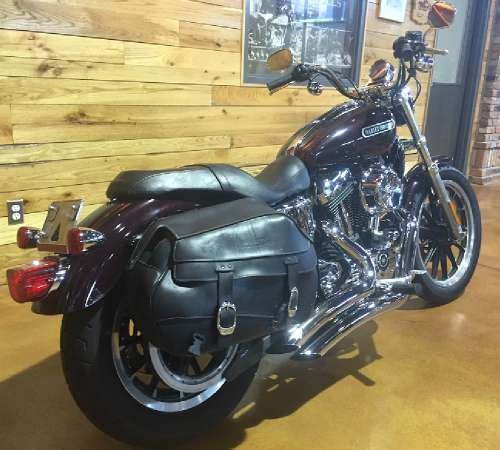 2007 Harley-Davidson Sportster 1200 Low Photo 5 of 10