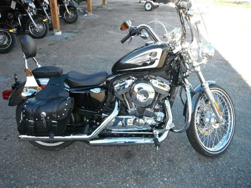 2014 Harley-Davidson Sportster Seventy-Two Photo 1 of 4