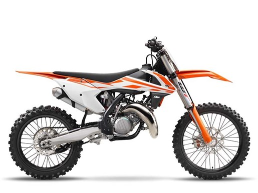 2017 KTM 125 SX Photo 4 of 4