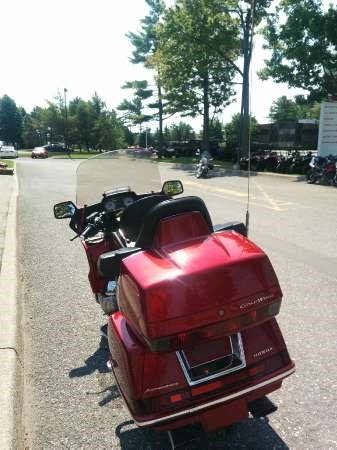 1998 Honda Gold wing Photo 3 of 3