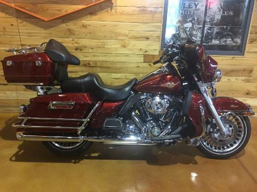 2009 Harley-Davidson Electra Glide Classic Photo 1 of 12