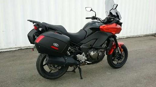 2013 Kawasaki Versys 1000 ABS Photo 5 of 7