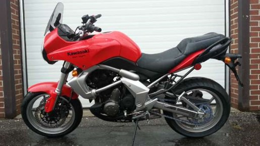 2008 Kawasaki Versys Photo 5 of 6
