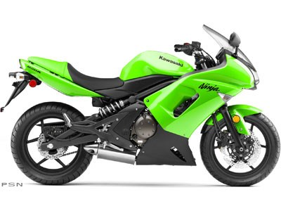 2008 Kawasaki Ninja 650R Photo 3 of 3