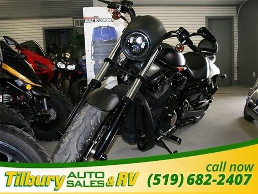 2008 Harley-Davidson V-Rod Photo 1 of 12