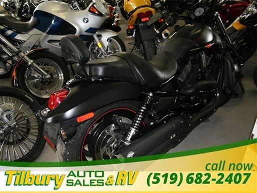 2008 Harley-Davidson V-Rod Photo 5 of 12
