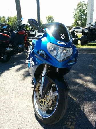 2000 Suzuki GSX-R750 Photo 1 of 5