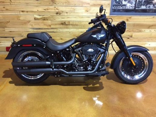 2017 Harley-Davidson Fat Boy S Photo 1 of 9