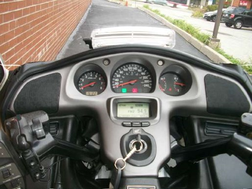 2003 Honda Gold Wing  ABS Photo 4 of 31
