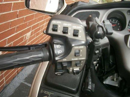 2003 Honda Gold Wing  ABS Photo 6 of 31
