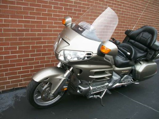 2003 Honda Gold Wing  ABS Photo 27 of 31