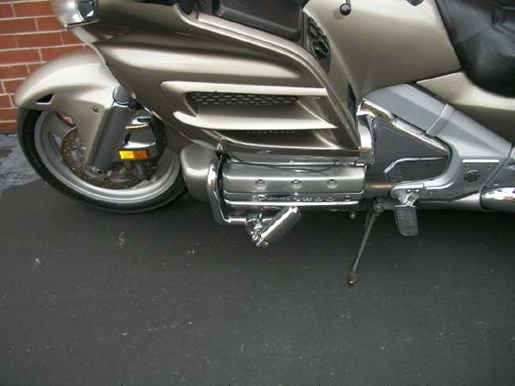 2003 Honda Gold Wing  ABS Photo 28 of 31