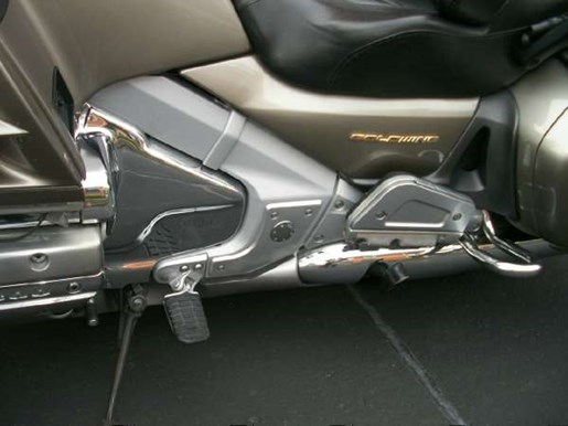 2003 Honda Gold Wing  ABS Photo 29 of 31