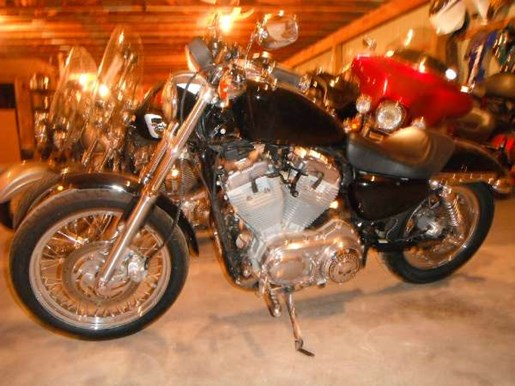 2006 Harley-Davidson Sportster 883 Photo 3 of 4