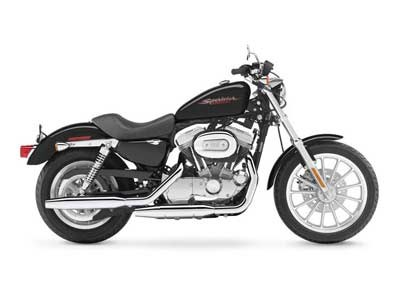 2006 Harley-Davidson Sportster 883 Photo 4 of 4