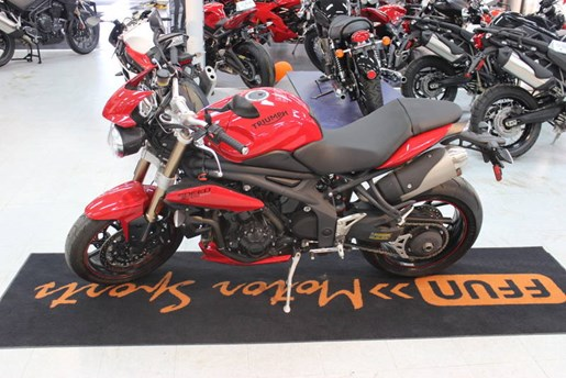 2015 Triumph Speed Triple ABS Photo 1 of 7