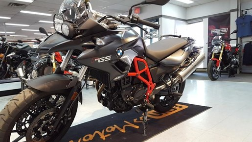 2017 BMW F700GS Photo 3 of 7