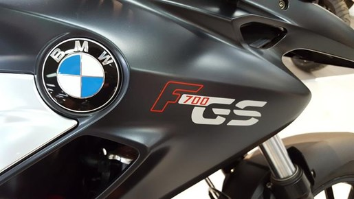 2017 BMW F700GS Photo 6 of 7