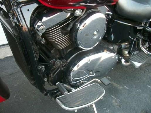 1999 Kawasaki Vulcan 1500 Nomad Photo 20 of 29