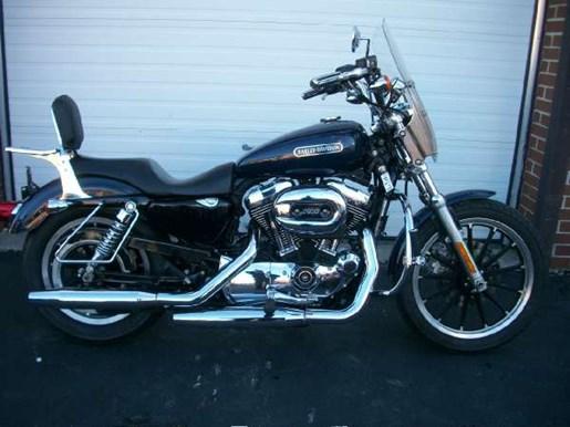 2009 Harley-Davidson Sportster 1200 Low Photo 1 of 20