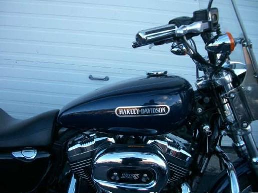 2009 Harley-Davidson Sportster 1200 Low Photo 2 of 20