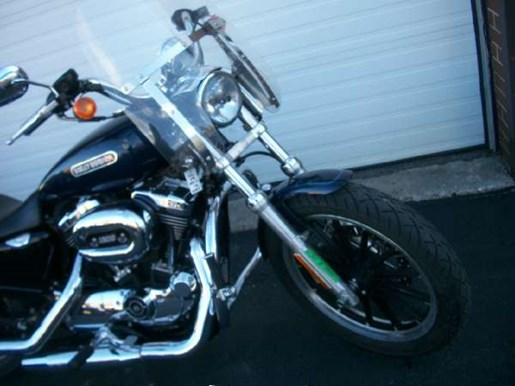 2009 Harley-Davidson Sportster 1200 Low Photo 3 of 20