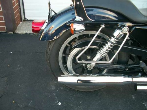 2009 Harley-Davidson Sportster 1200 Low Photo 4 of 20
