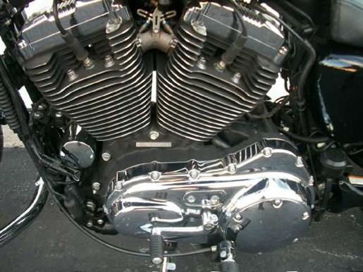 2009 Harley-Davidson Sportster 1200 Low Photo 8 of 20