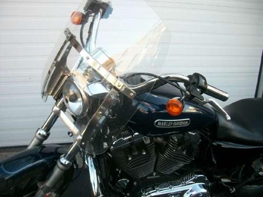 2009 Harley-Davidson Sportster 1200 Low Photo 14 of 20