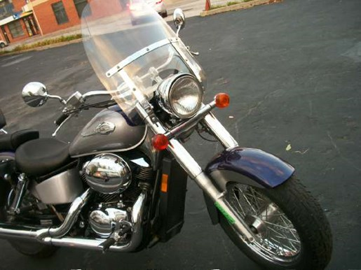 2002 Honda Shadow Ace 750 Deluxe Photo 3 of 25