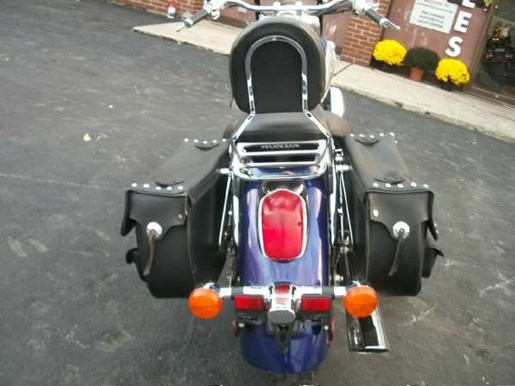 2002 Honda Shadow Ace 750 Deluxe Photo 5 of 25