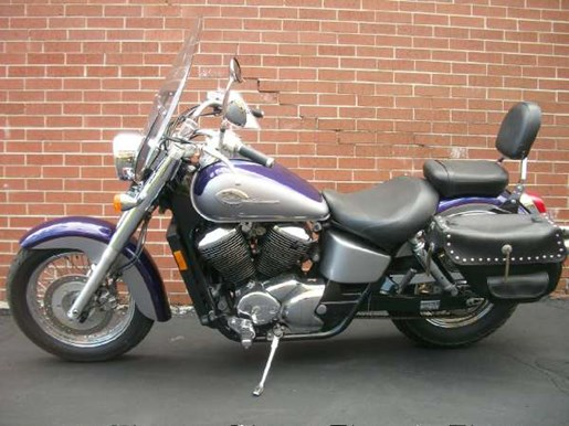 2002 Honda Shadow Ace 750 Deluxe Photo 16 of 25