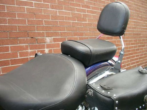 2002 Honda Shadow Ace 750 Deluxe Photo 22 of 25