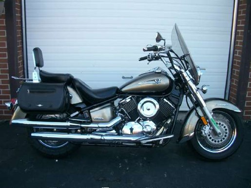 2005 Yamaha V Star 1100 Silverado Photo 1 of 17