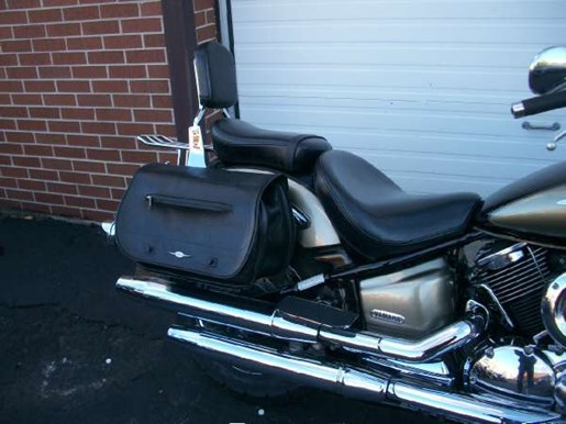 2005 Yamaha V Star 1100 Silverado Photo 4 of 17