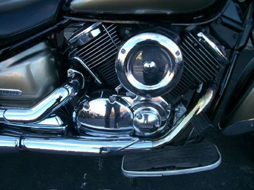2005 Yamaha V Star 1100 Silverado Photo 7 of 17