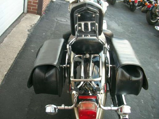 2005 Yamaha V Star 1100 Silverado Photo 8 of 17