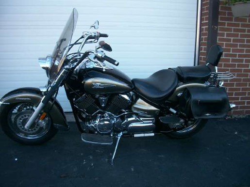 2005 Yamaha V Star 1100 Silverado Photo 11 of 17